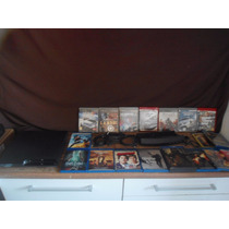 Playstation 3 Super Slim 500 Gigas 4 Jogos Originais Fisico