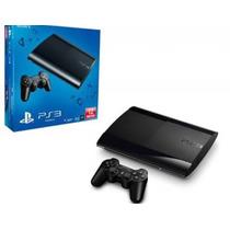 Playstation 3 Super Slim Blu-ray 320 Gb, +jogados, Hdmi