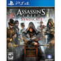 Pré-venda - Jogo Assassins Creed Syndicate - Ps4