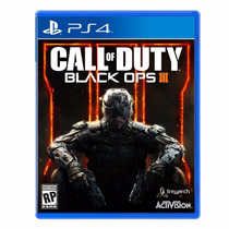 Call Of Duty: Black Ops 3 Ps4 (pré-venda)
