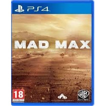 Mad Max Ps4 Português Secundária Midia Digital
