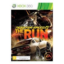 Jogo Need For Speed: The Run - Xbox 360 Konami