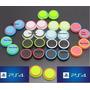 Ps4 Par Grip Borrachas Silicone Analógicos Ps4 Playstation 4