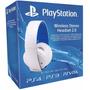 Headset Gold 7.1 Wireless Sony Branco Ps4 Ps3 Vita Xbox One