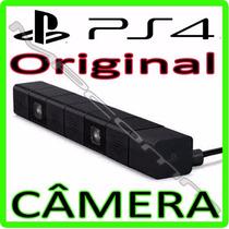 Camera Ps4 Ps Eye Playstation 4 Original Pronta Entrega