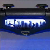 Adesivo Skin Light Bar Decal Controle Dualshock Ps4