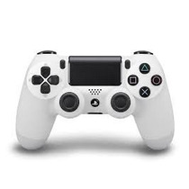 Lançamento Controle Ps4 Branco Play4 Dualshock 4 Original