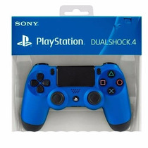 Controle Ps4 Azul Playstation 4 Original Sony Dualshock