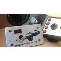 Maxrace F1 Converter V5 Use Volante G27 G25 Gt No Play 4 Ps4