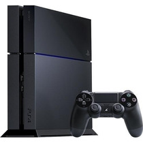 Playstation 4 Ps4 Hd 500 Gb - Novo Lacrado