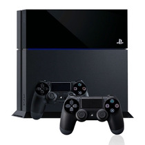 Playstation 4 Sony 500gb Ps4 + 2 Controles 12x Sem Juros