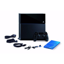 Playstation 4 500gb Novo A Pronta Entrega