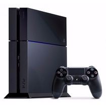 Playstation 4 500gb Ps4 Original Play 4 Sony 3d Bluray Novo