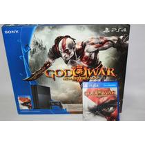 Playstation 4 Original 500gb Hdmi Sony 110/220v +1 Jogo