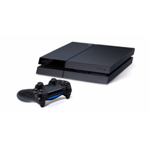 Ps4 500gb Playstation 4 Controle Play 4 Carregador Portatil