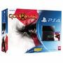 Playstation 4 Ps4 Bundle God Of War 500gb Novo Lacrado