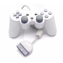 Controle Analógico Playstation Com Garantia Ps1 Psone