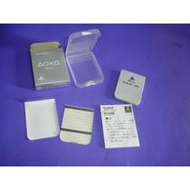 Playstation One : Memory Card Sony Com Caixa , Case E Manual