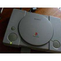 Playstaion 1 Fat Somente O Console. Leia