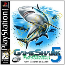 Patch Game Shark 5 Ps1 Pc + Brinde
