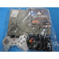 Playstation 1 Fat 100% Funcionando Leitor Original