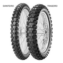 Pneu Dianteiro Pirelli 80/100 - 21 51m Scorpion Mx Extra X