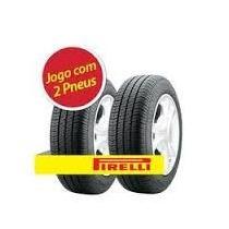 Pneu 175/70r13 Pirelli P400 ( Jogo C/ 02 Pneus) Frete Grátis