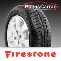 Pneu 185/70 R13 Firestone Sb500 - Original Monza
