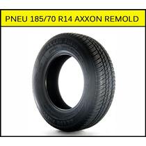 Pneu 185/70/14 - Axxon Remold - Euzebia Pneus
