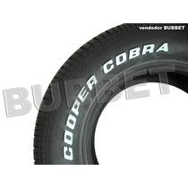 Pneu 215/70r14 Cooper Cobra P/ Opala Caravan Hot Rod Dodge
