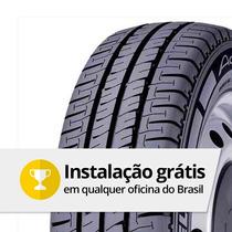 Pneu Aro 14 Michelin Agilis 185/80r14 102r Fretegrátis