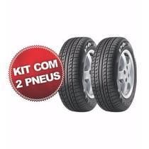 Kit Pneu Pirelli 185/65r14 P6 86h 2 Unidades - Sh Pneus