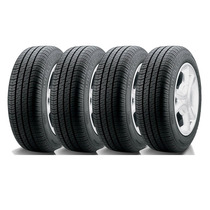 Jogo De 4 Pneus Pirelli P400 185/65r14 85t
