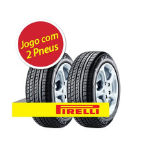 Kit Pneu Aro 15 Pirelli 195/60r15 P7 88v 2 Unidades