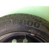 Roda E Pneu P 6000