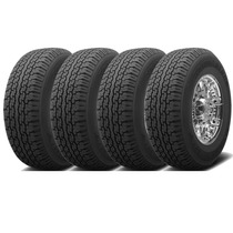 Jogo De 4 Pneus Bridgestone Dueler H/t 689 265/70r15 110s
