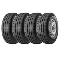 Jogo De 4 Pneus Pirelli Chrono 205/70r15 106r