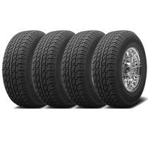 Jogo 4 Pneus Bridgestone Dueler H/t 689 265/70r15 110s
