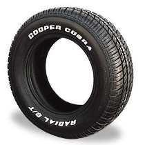 Pneu Cooper Cobra 275/60r15 107t