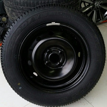 Roda Original - Renault + Pneu Goodyear - 185x65 R15
