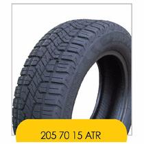 Pneu 205 70 R15 Atr Da Pirelli Remold Inmetro Promoção !!