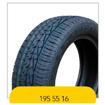 Pneu 195/55 R16 Tyre Cerato Tiida Air Cross Air Cross Remold