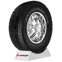 Pneu Dunlop 245/75r16 114s Aro16 At3 Caminhonete Pick Up Suv