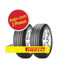 Kit 2 Pneu Aro 16 Pirelli 235/70r16 Scorpion Verde 106h