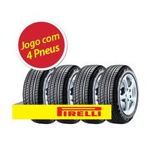 Kit Pneu Pirelli 205/55r16 P7 91v 4 Unidades - Caçula