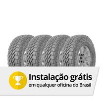 Jogo De 4 Pneus Pirelli Scorpion Mtr 265/75r16 112q