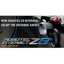 Pneu Traseiro Metzeler Roadtec Z8 Yamaha Xj6 Kawasaki Er6-n