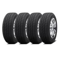 Jogo De 4 Pneus Bridgestone Dueler H/t 687 225/65r17 101h