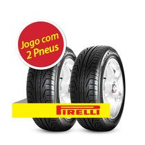 Kit Pneu Aro 17 Pirelli 205/40r17 Phantom 84w 2 Unidades