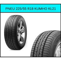 Pneu 255/55 R18 - Kumho Kl21 - Euzebia Pneus